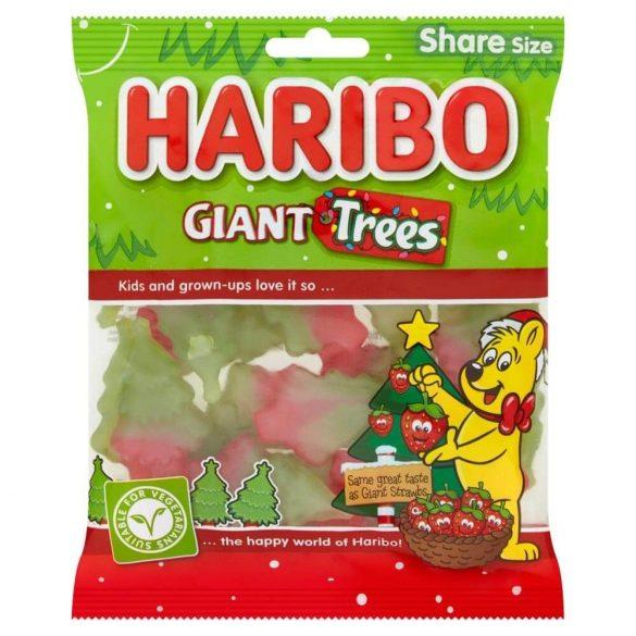 Haribo fenyőfa formájú gumicukor