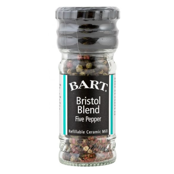 Bart borsörlő 5 féle borssal