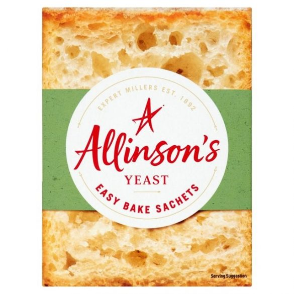 Allinson's élesztő