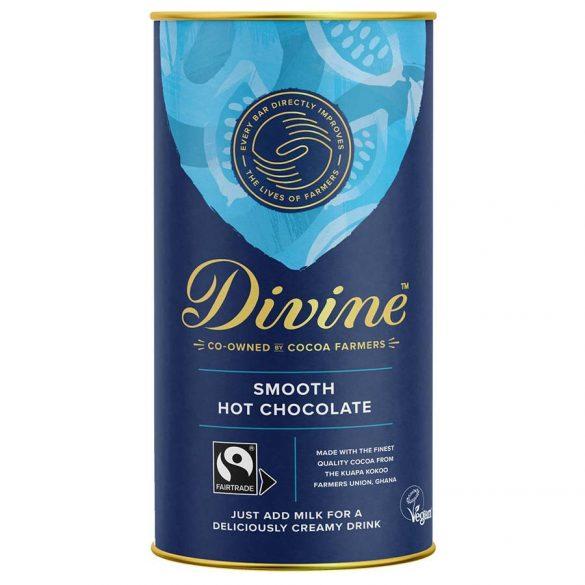 Divine forró csokoládé por