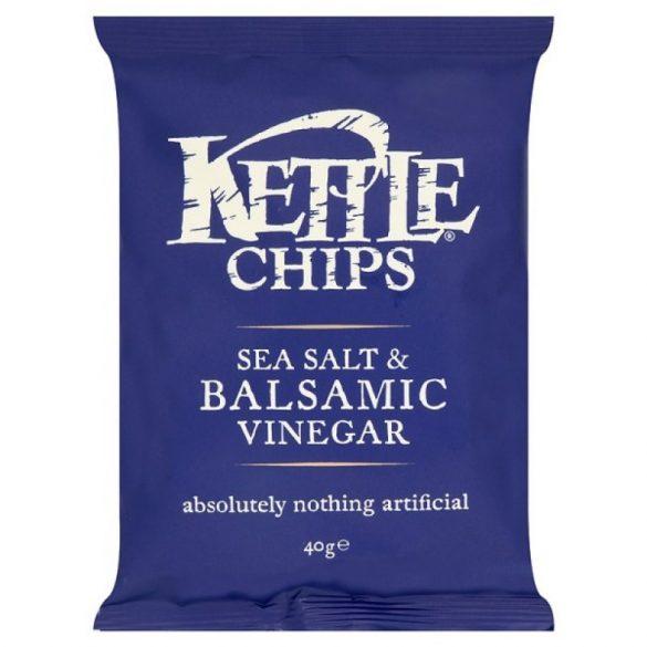 Kettle sós balzsamecetes chips 40g