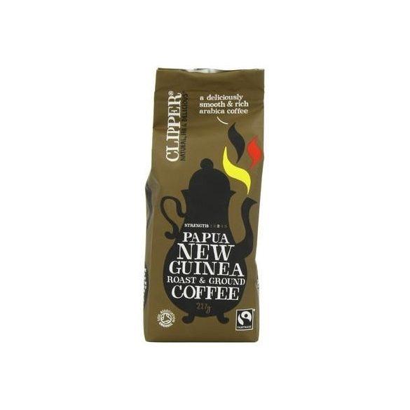 Clipper bio őrölt kávé Pápua Új-Guinea