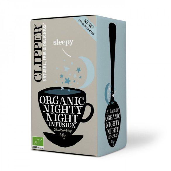 Clipper könnyű álom bio nyugtató tea