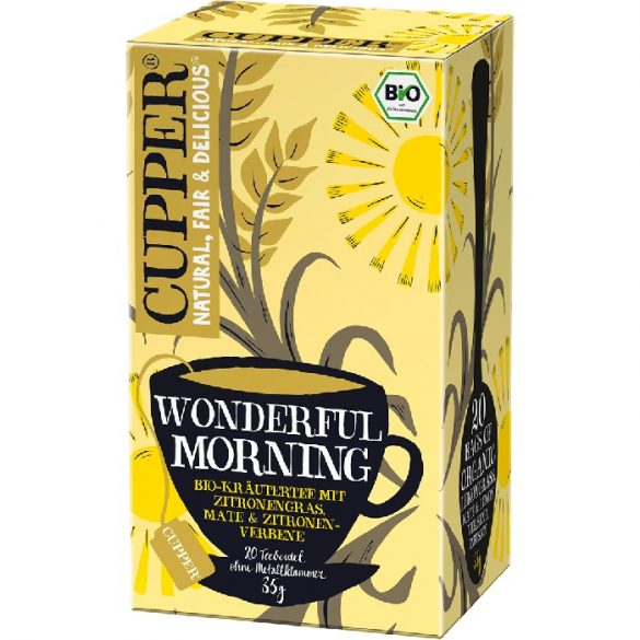 Cupper Good Morning tea