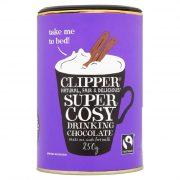 Clipper bio forró csokoládé por