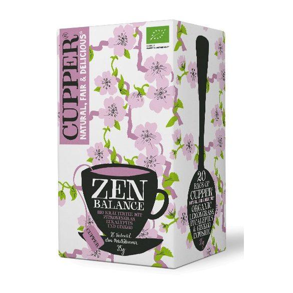 Cupper Zen Balance bio teakeverék
