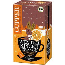 Cupper téli fűszeres narancs tea