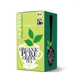 Cupper Zöld tea