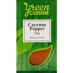 GC Cayenne bors