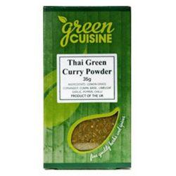GC thai zöld curry