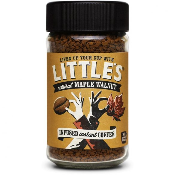 Little's instant kávé juharszirupos dióval