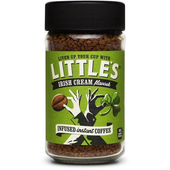 Little's instant kávé ír krémlikőrrel
