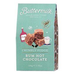 Buttermilk rumos forró csokoládé ízű vajkaramella