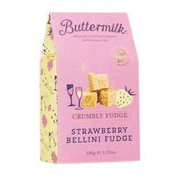 Buttermilk epres proseccos puha vajkaramella