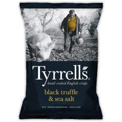 Tyrrells szarvasgombás tengeri sós burgonyachips