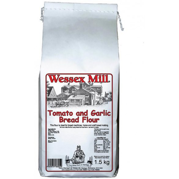 Wessex Mill paradicsomos fokhagymás liszt