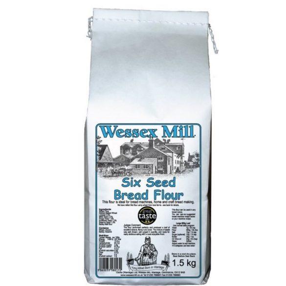 Wessex Mill hatmagos kenyérliszt