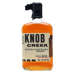 Knob Creek Kentucky bourbon whiskey