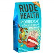 Rude Health bio zabkása magvakkal és gabonával