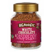 Beanies málnás fehér csokoládés instant kávé