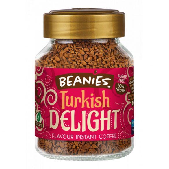 Beanies Turkish delight instant kávé