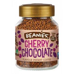 Beanies meggyes csokoládés instant kávé