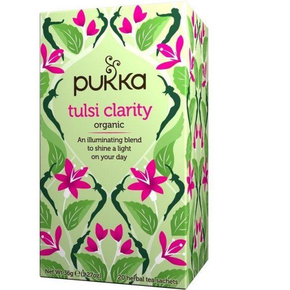 Pukka three tulsi tea
