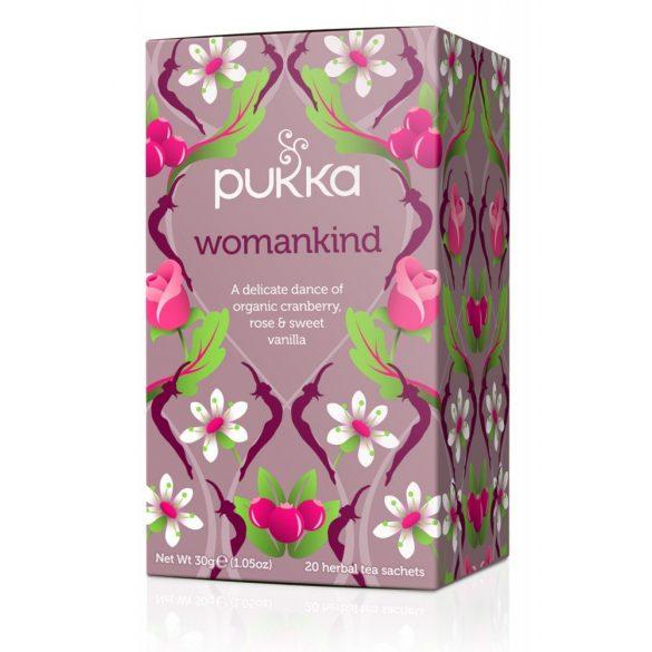 Pukka Womankind bio tea
