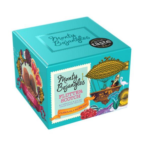 Monty Bojangles karamellás csokis trüffel 100g
