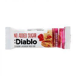 Diablo cukormentes epres müzliszelet joghurt bevonattal