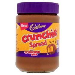 Cadbury csokoládékrém ropogós karamelldarabokkal