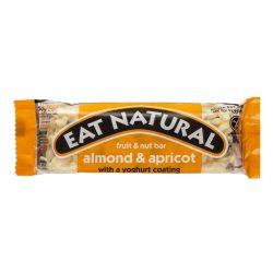Eat Natural gluténmentes müzliszelet - mandula, sárgabarack, joghurt