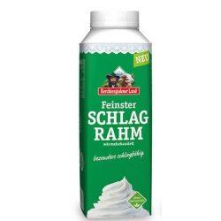 Berchtesgadener friss üveges tejszín