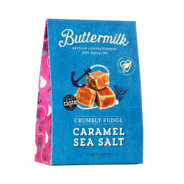 Buttermilk tengeri sós vajkaramella