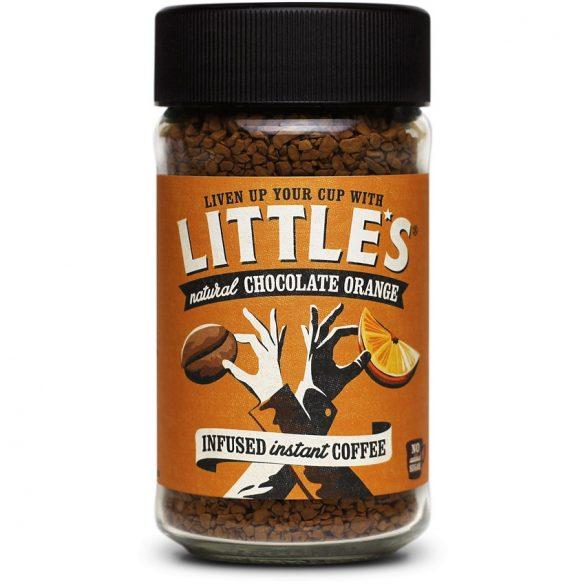 Little's instant kávé csokoládés narancsos
