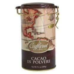 Caffarel kakaó csatos fémdobozban