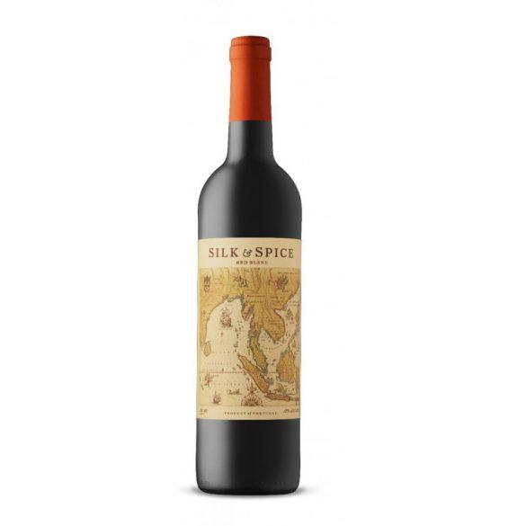 Silk & Spice száraz vörösbor 2018