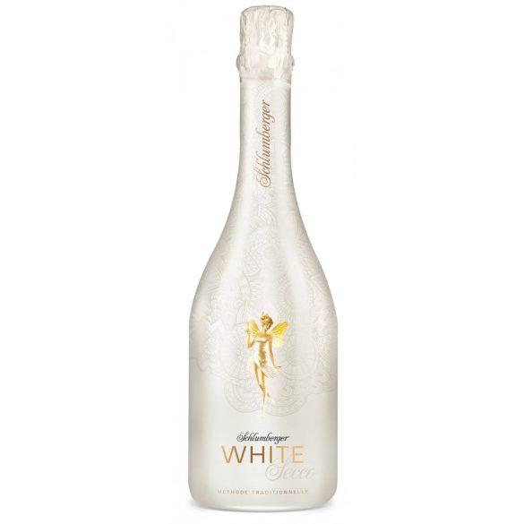 Schlumberger white pezsgő