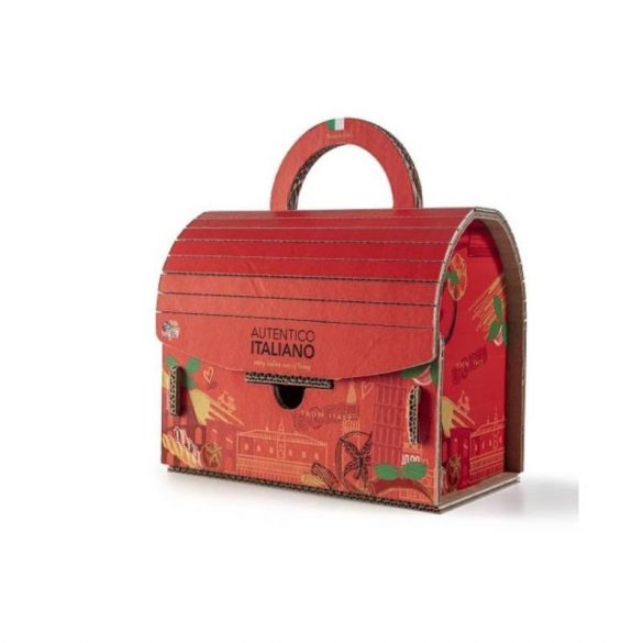 Bauletto Rosso olasz gourmet ajándékcsomag