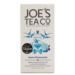 Joe's édes kamilla tea