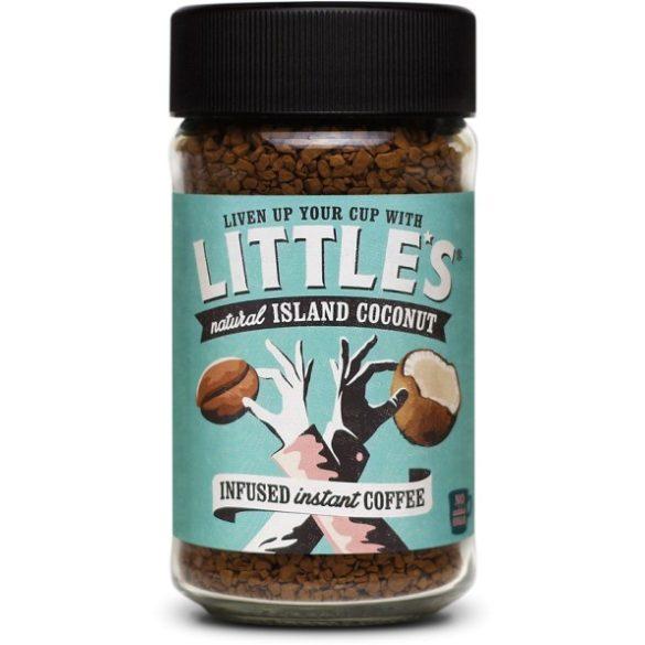 Little's instant arabica kávé kókuszos