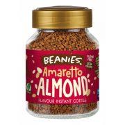 Beanies amarettos mandulás instant kávé
