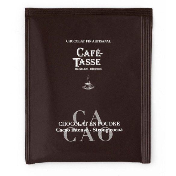 Café Tasse étcsokoládés forrócsokoládé tasakban
