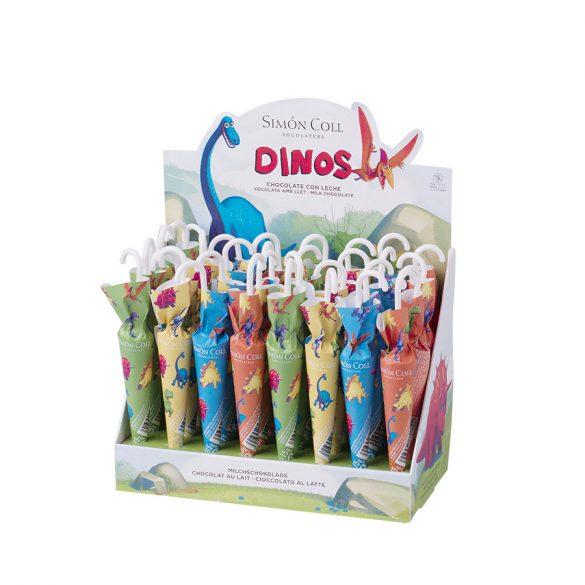 Simon Coll dino ernyő tejcsokoládé