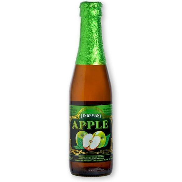 Lindemans belga almás sör