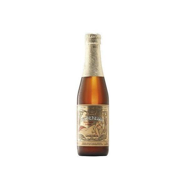 Lindemans őszibarackos belga sör