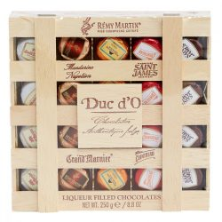 Duc d'O likőrös csokoládé 250g