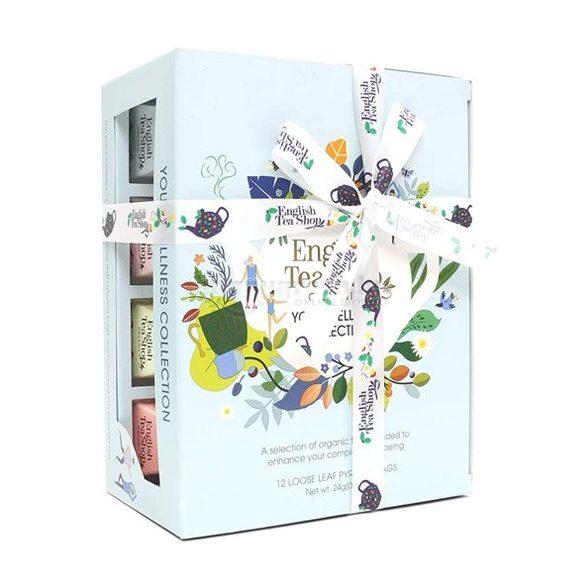 English Tea Shop 12 db-os wellness tea válogatás