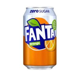 Fanta narancs zero