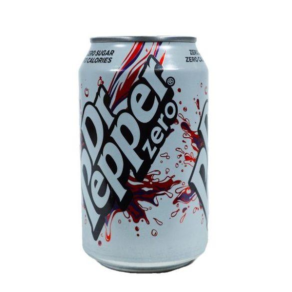 Dr.Pepper zero üdítőital